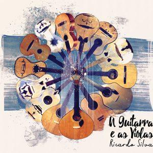 Ricardo Silva a guitarra e as violas